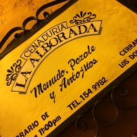 Foto tomada en Cenaduría La Alborada por Josue G. el 7/31/2014