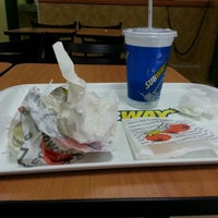 Photo taken at Subway by Diogo M. on 12/19/2012