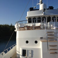 Photo taken at English Harbor by Burak G. on 10/16/2012