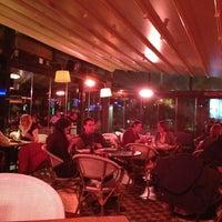 Photo taken at Chocolate Bistro & Bar by Burak G. on 3/1/2013