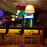 Photo taken at Chocolate Bistro & Bar by Burak G. on 4/11/2013