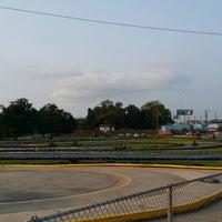 Photo taken at Houston Grand Prix by Jeremiah D. on 7/20/2014