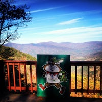 Photo taken at Fort Mountain State Park by Md B. on 11/4/2013