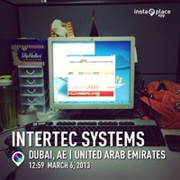 Photo taken at Intertec Systems by Roxi M. on 3/6/2013