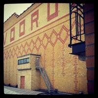 Photo taken at Vooruit by Tomas R. on 10/1/2012