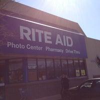 Photo taken at Rite Aid by Dora J C. on 3/15/2013