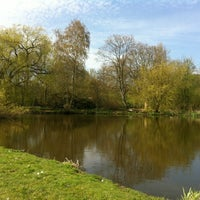 Photo taken at Flevopark by Florian W. on 4/24/2013