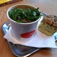 Photo taken at Soup en Zo by Florian W. on 10/21/2012