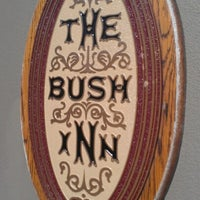 Photo taken at Bush Inn Hotel by Marc D. on 1/1/2013