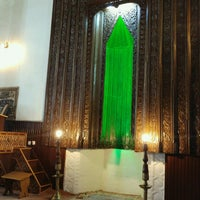 Photo taken at Seyyid Harun Veli Camii ve Türbesi by Gizem Ö. on 5/14/2017