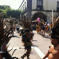Photo taken at San Pedro Tlaquepaque by Adriana M. on 10/21/2012