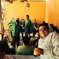Photo taken at Santiaguito Etla by Abraham L. on 7/27/2014
