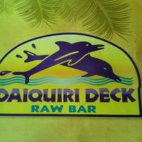 Photo taken at Daiquiri Deck by Alexandria S. on 4/21/2013