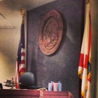 Photo taken at Hillsborough County Courthouse by Joe C. on 1/14/2013