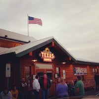 Photo taken at Texas Roadhouse by Charles F. on 11/3/2012