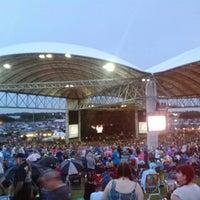 Photo taken at MIDFLORIDA Credit Union Amphitheatre by Josh C. on 9/16/2013
