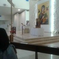 Photo taken at Igreja São Raimundo by Patrícia V. on 4/10/2013