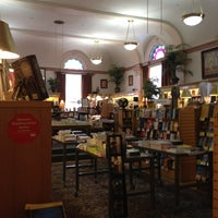 Photo taken at Boulder Bookstore by Nichole K. on 3/27/2013