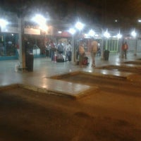 Photo taken at Terminal de Buses Curicó by Seba M. on 11/5/2012