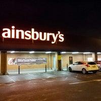 Photo taken at Sainsbury's by Oisin M. on 1/17/2013