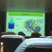 Photo taken at Faculty of Medicine by middlebr👸 on 12/13/2012