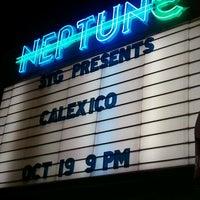 10/20/2012 tarihinde Jen M.ziyaretçi tarafından Neptune Theatre'de çekilen fotoğraf