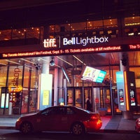 Photo prise au TIFF Bell Lightbox par Felix T. le9/5/2013