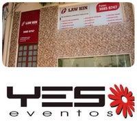 Photo taken at Yeseventos by Cesar P. on 12/22/2014