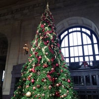 Photo taken at Union Station Kansas City, Inc. by Brandee S. on 11/15/2012