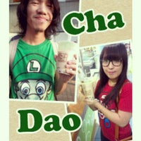 Photo taken at Cha Dao Tea Place by Juan D. on 3/9/2013