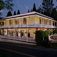 Photo taken at Groveland Hotel at Yosemite National Park by Catherine on 10/8/2012