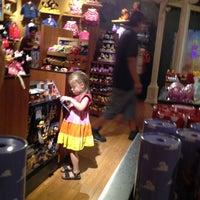 Photo taken at Disney Store by Stu B. on 10/2/2012