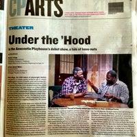 8/22/2013 tarihinde Julia R.ziyaretçi tarafından Anacostia Playhouse'de çekilen fotoğraf