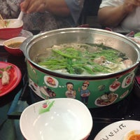 Photo taken at HOTPOT Buffet by Woon K. on 9/16/2013
