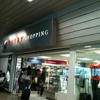Photo taken at Dufry Shopping by Miltinho S. on 9/16/2012