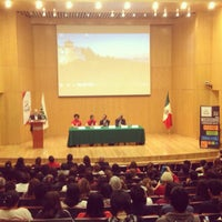 Photo taken at Instituto Tecnológico Autónomo de México by Carol D. on 6/19/2013