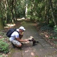 Photo taken at Parque Ecologico de Goioerê by Marcos Paulo R. on 2/25/2015