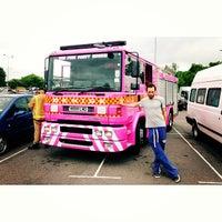 Photo taken at Exeter Motorway Services (Moto) by Kola B. on 6/21/2013