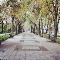 Снимок сделан в Приморский бульвар пользователем Vova M. 10/22/2012