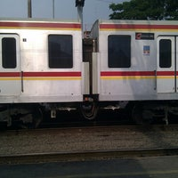 Photo taken at KRL Commuter Line by Bishop F. on 6/24/2013