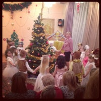 Photo taken at Детский сад №107 by Evgenia S. on 12/27/2012