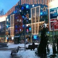 Das Foto wurde bei Мегацентр «Горизонт» von Marina Penkina am 12/21/2012 aufgenommen