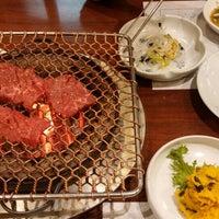 Photo taken at 버드나무집 by sangmin L. on 5/3/2014