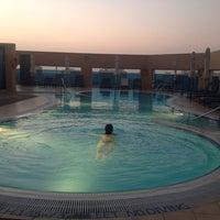 Photo taken at Four Points By Sheraton Downtown Dubai by Altug D. on 10/26/2012
