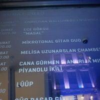 Photo taken at Borusan Müzik Evi by Altug D. on 2/7/2013