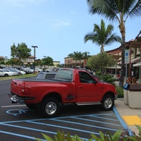 Photo taken at Kona Commons Shopping Center by mez5893 on 6/7/2013