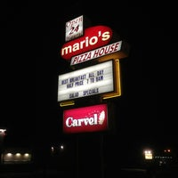 Photo taken at Mario's Pizza House by Martin M. on 8/5/2013