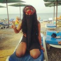 7/12/2013 tarihinde Achelya A.ziyaretçi tarafından Lancora Beach Resort'de çekilen fotoğraf