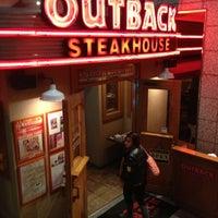11/22/2012にJewel C.がOutback Steakhouse 名古屋栄店で撮った写真
