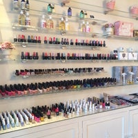 Photo taken at Luxe Nail & Spa Boutique by Jenny M. on 8/29/2014